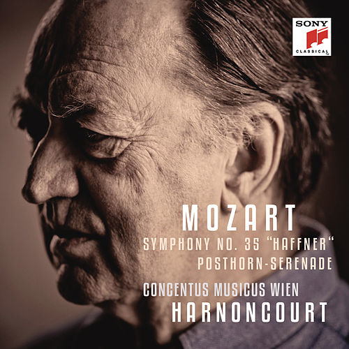 Mozart: March in D Major K. 335, Serenade in D Major K. 320 'Posthorn-Serenade' & Symphony in D Major K. 385 'Haffner-Sinfonie' by Nikolaus Harnoncourt