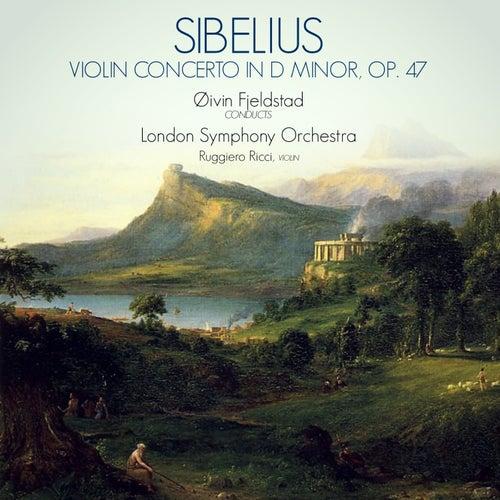 Sibelius: Violin Concerto in D Minor, Op. 47 de Ruggiero Ricci