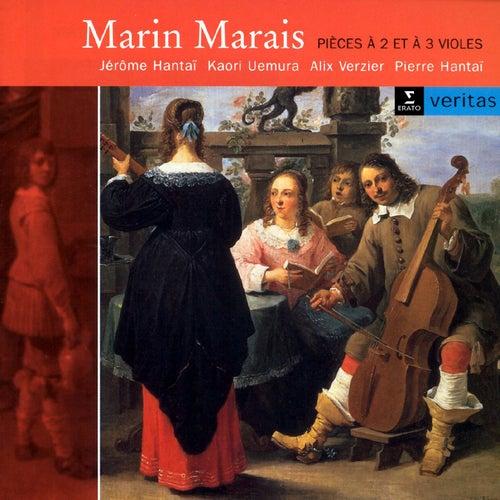 Marin Marais - Pièces à deux et à trois violes de Jerome Hantai