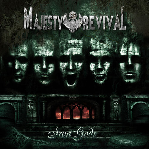 Iron Gods von Majesty Of Revival