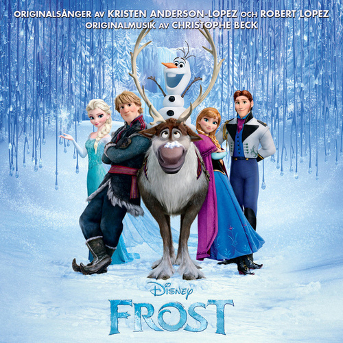 Frost (Svenskt Original Soundtrack) de Various Artists