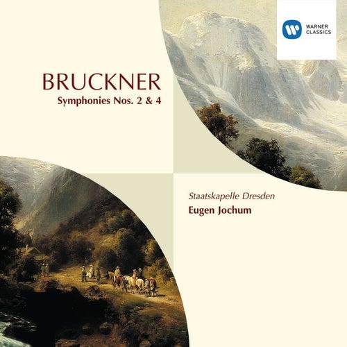 Bruckner : Symphonies 2 & 4 by Anton Bruckner