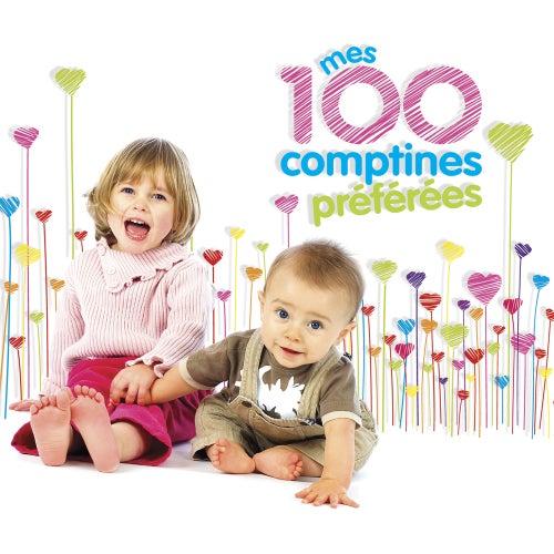 Mes 100 comptines préférées by Various Artists
