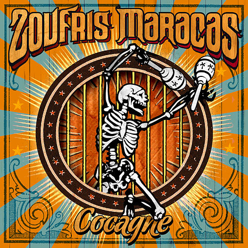 Cocagne - EP by Zoufris Maracas