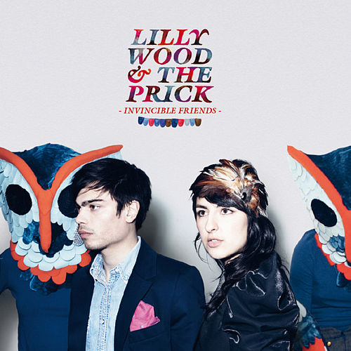 Invincible Friends (bonus edition) von Lilly Wood and The Prick