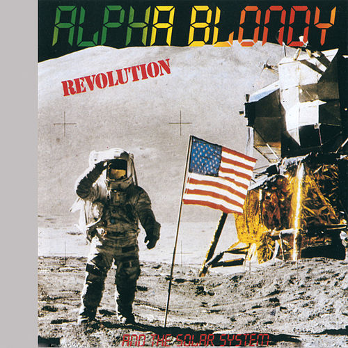 Revolution - Remastered Edition by Alpha Blondy