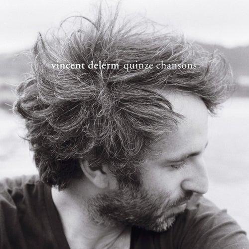 Quinze chansons de Vincent Delerm