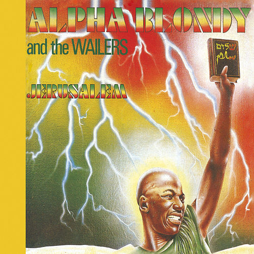 Jerusalem - Remastered Edition von Alpha Blondy