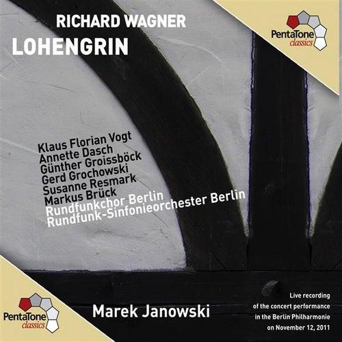 Wagner: Lohengrin von Gunther Groissbock