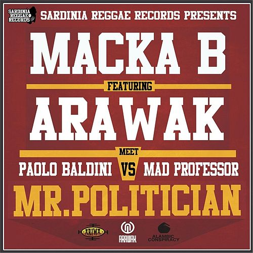 Mr. Politician de Macka B.