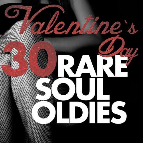 Valentine's Day 30 Rare Soul Oldies de Various Artists