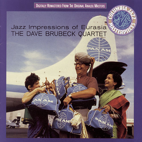 Jazz Impressions Of Eurasia by Dave Brubeck