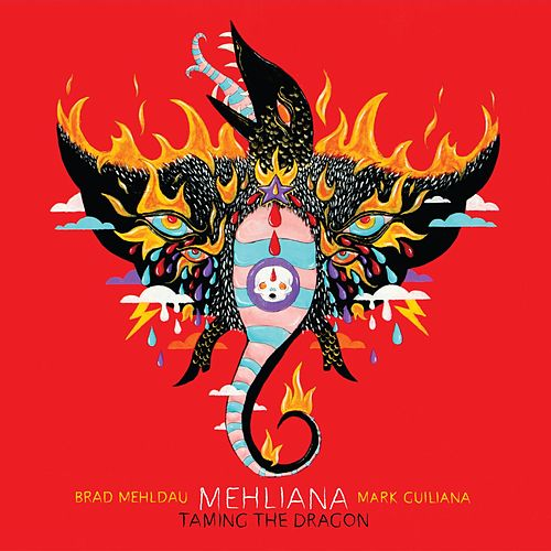 Mehliana: Taming The Dragon by Brad Mehldau