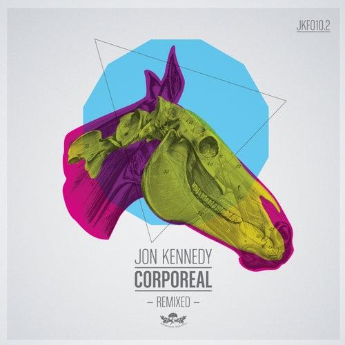 Corporeal Remixed de Jon Kennedy