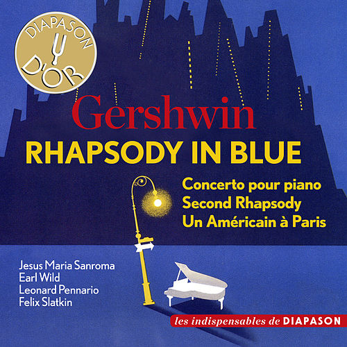Gershwin: Rhapsody in Blue di Various Artists