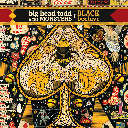 Black Beehive by Big Head Todd And The Monsters