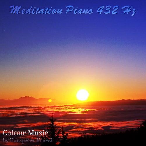 Meditation Piano 432 Hz by Colourmusic