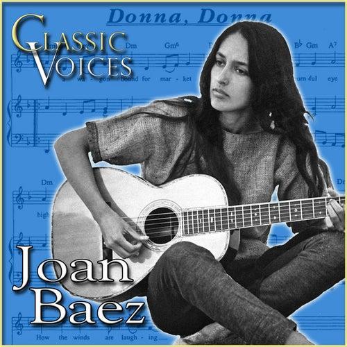 Classic Voices by Joan Baez