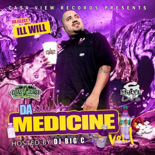Da Medicine Vol.1 de Da Ill Will