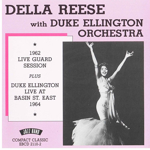 1962 Live Guard Session Plus Duke Ellington Live at Basin. St East 1964 von Della Reese