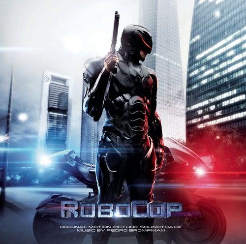 RoboCop by Pedro Bromfman