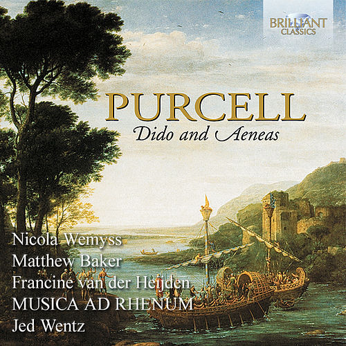 Purcell: Dido and Aeneas, Z. 626 by Various Artists