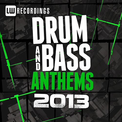 2013 Drum & Bass Anthems - EP de Various Artists