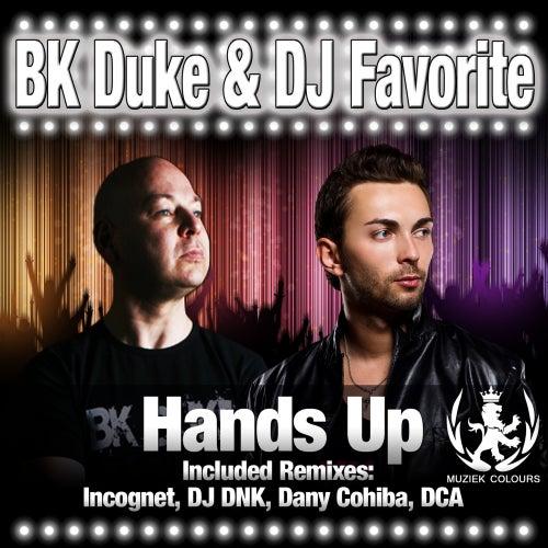 Hands Up von BK Duke
