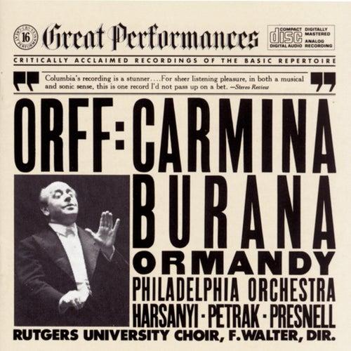 Orff: Carmina Burana by Carl Orff