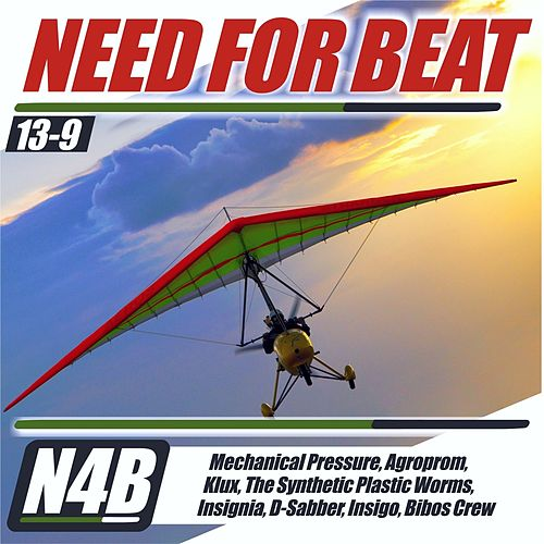 Need For Beat 13-9 - EP by Various Artists