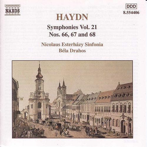 Symphonies Nos 66, 67, and 68 von Franz Joseph Haydn