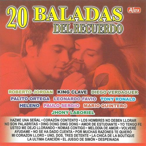 20 Baladas del Recuerdo de Various Artists