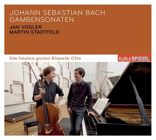 Bach:  Gambensonaten von Martin Stadtfeld