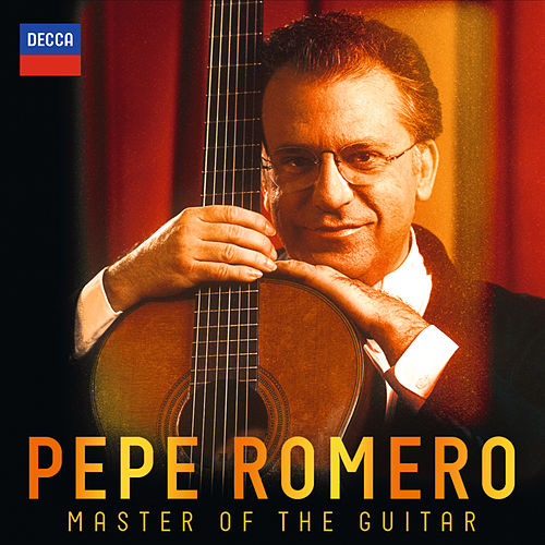 Master Of The Guitar by Pepe Romero