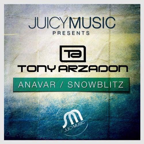 Anavar (Original Mix) by Tony Arzadon : Napster