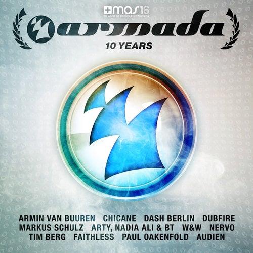 10 Years Armada de Various Artists
