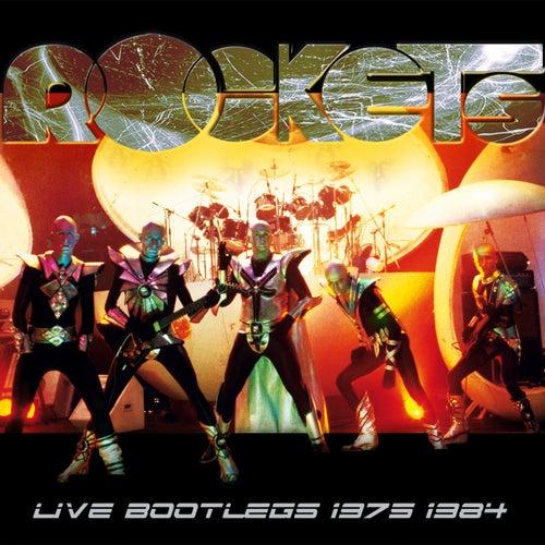 Live Bootlegs 1975-1984 de The Rockets