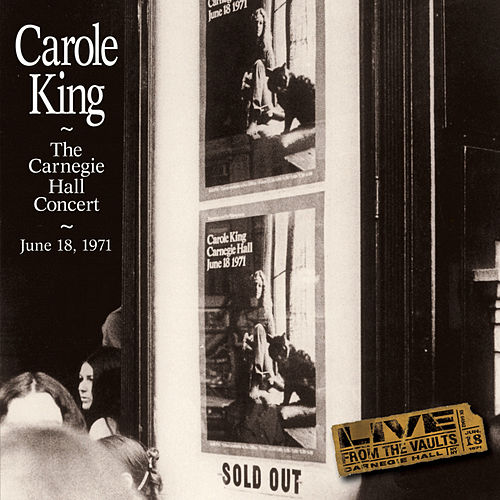 The Carnegie Hall Concert de Carole King