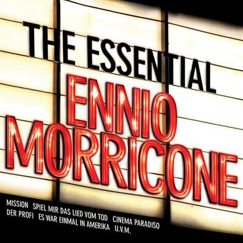 The Essential Ennio Morricone von Various Artists