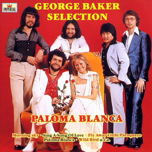Paloma Blanca van George Baker Selection
