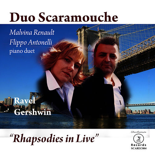 Rhapsodies in Live (Piano Duet) de Edvard Grieg