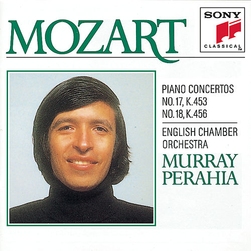 Mozart:  Concertos No. 17 & 18 for Piano and Orchestra von English Chamber Orchestra; Murray Perahia