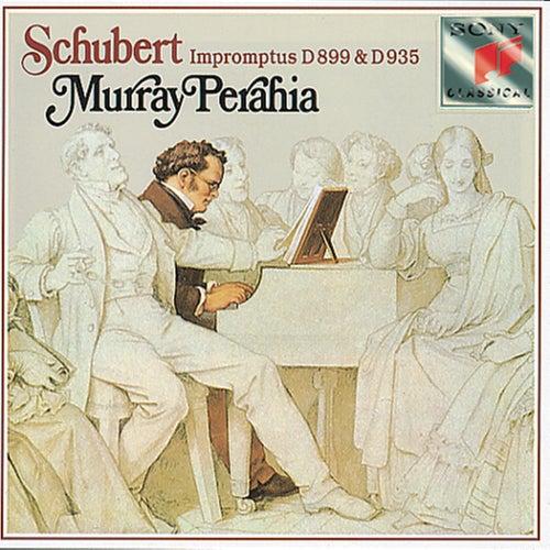 Schubert: Impromptus, D. 899 (Op. 90) & D. 935 (Op. 142) von Murray Perahia