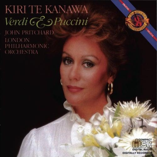 Kiri Te Kanawa Sings Verdi and Puccini Arias by Dame Kiri Te Kanawa