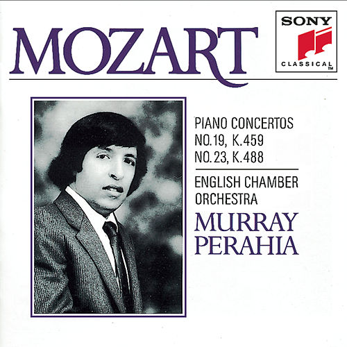 Mozart:  Concertos for Piano and Orchestra No. 19 & 23 von English Chamber Orchestra; Murray Perahia