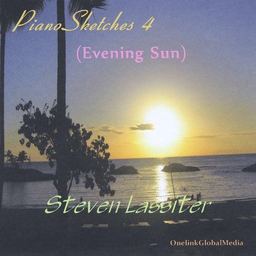 PianoSketches 4 (Evening Sun) by Steven Lassiter