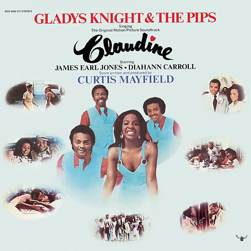 Claudine (Original Soundtrack) de Gladys Knight