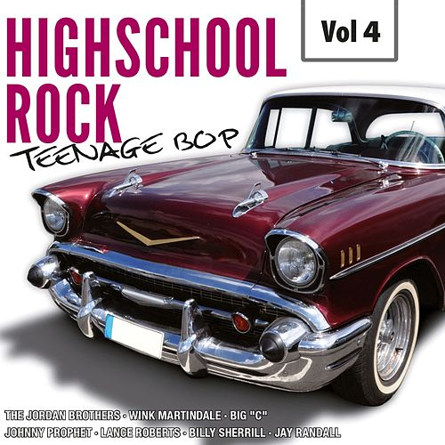 Super-Rare Teenage Bop, Vol. 4 de Various Artists