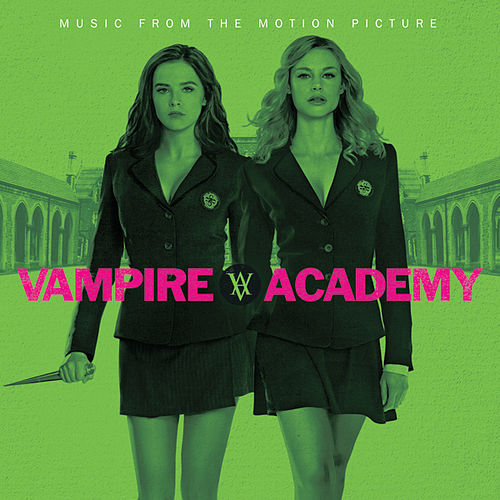 Vampire Academy de Various Artists