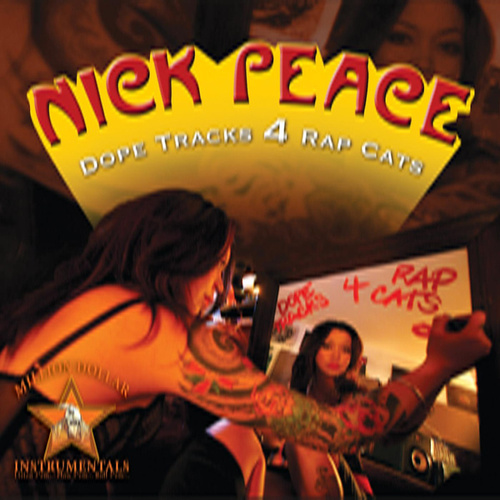 Dope Tracks 4 Rap Cats von Nick Peace